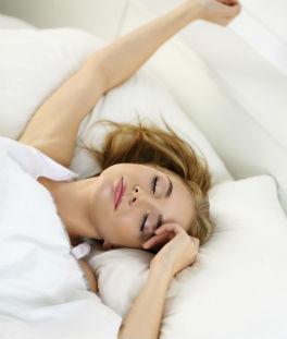 good rest at night