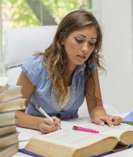 un espace d'étude sain et confortable
