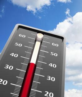 Davantage de journées chaudes